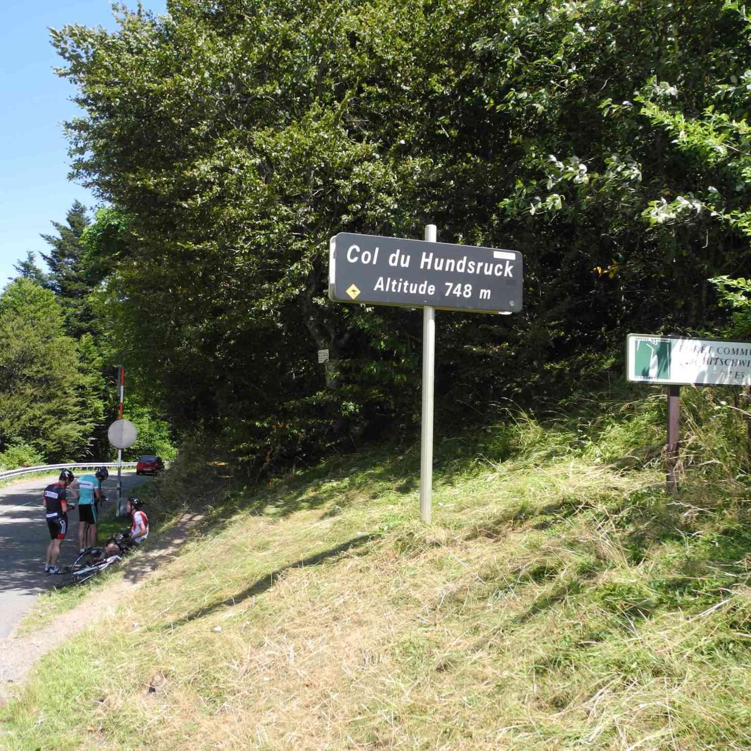 Col du Hundsruck (Haut-Rhin)