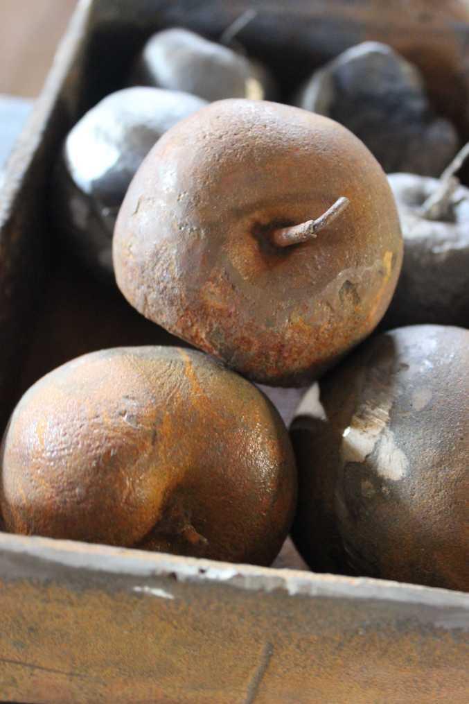 Pommes de Fer
