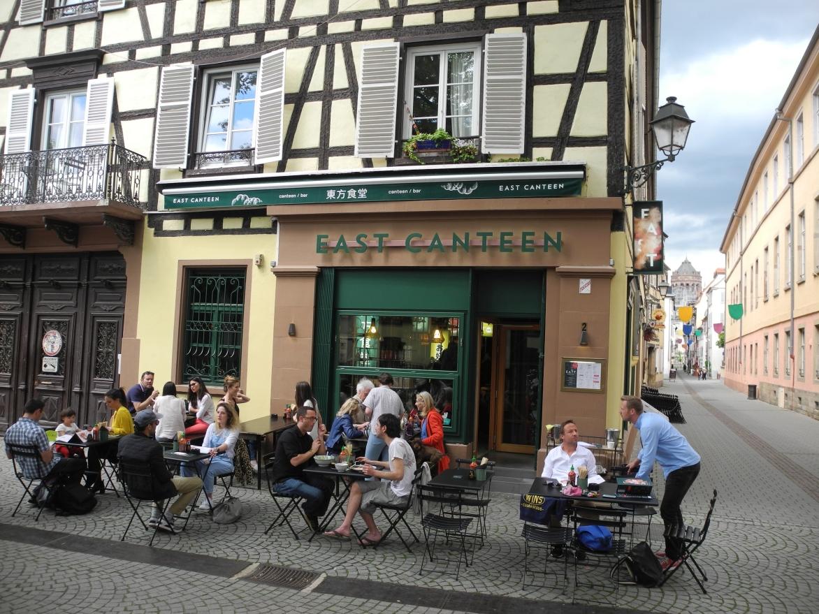 D East Canteen in der Krutenau