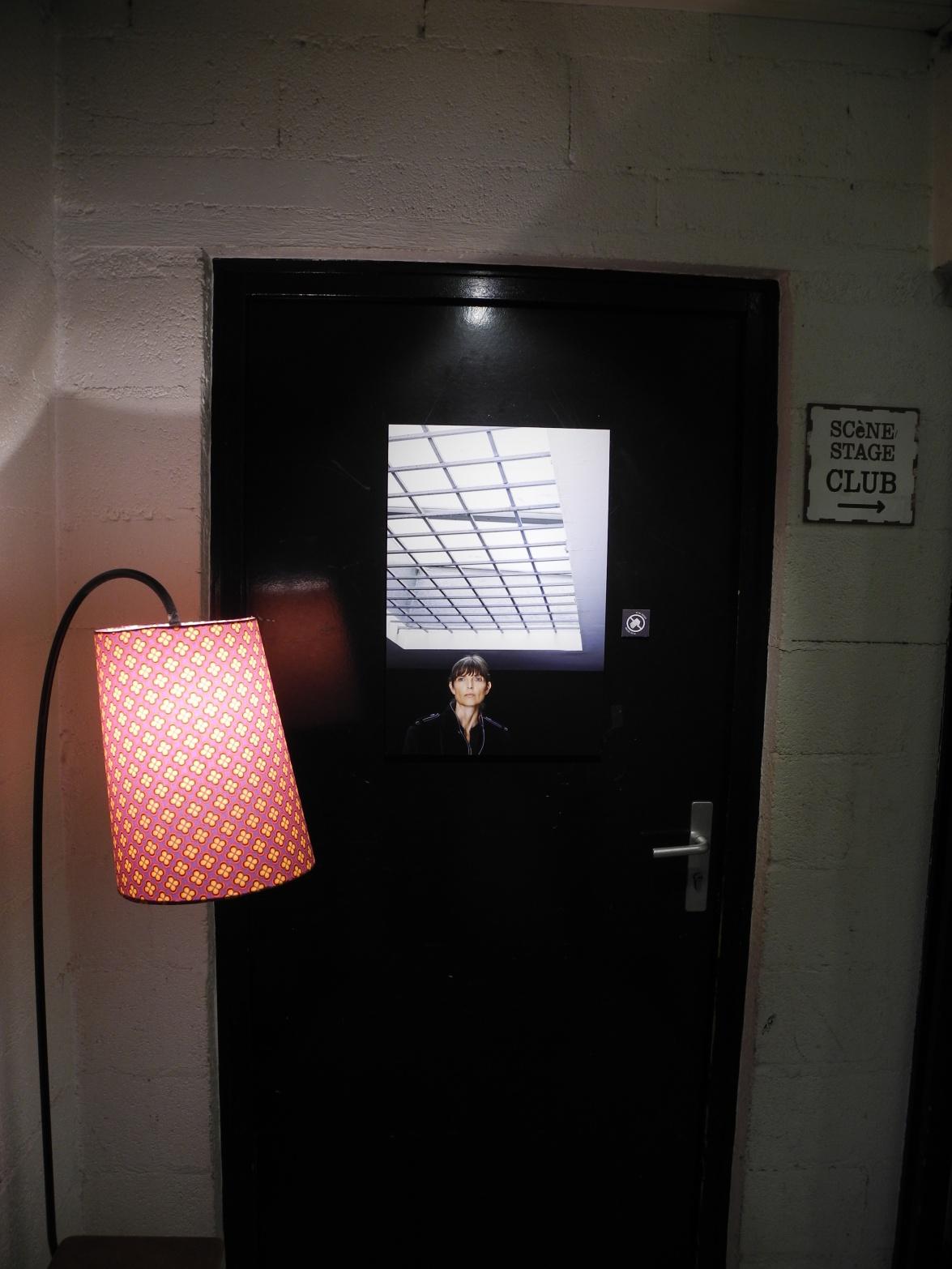 Auch geschlossene Türen öffnen die Pforten zur Wahrnehmung von Kunst