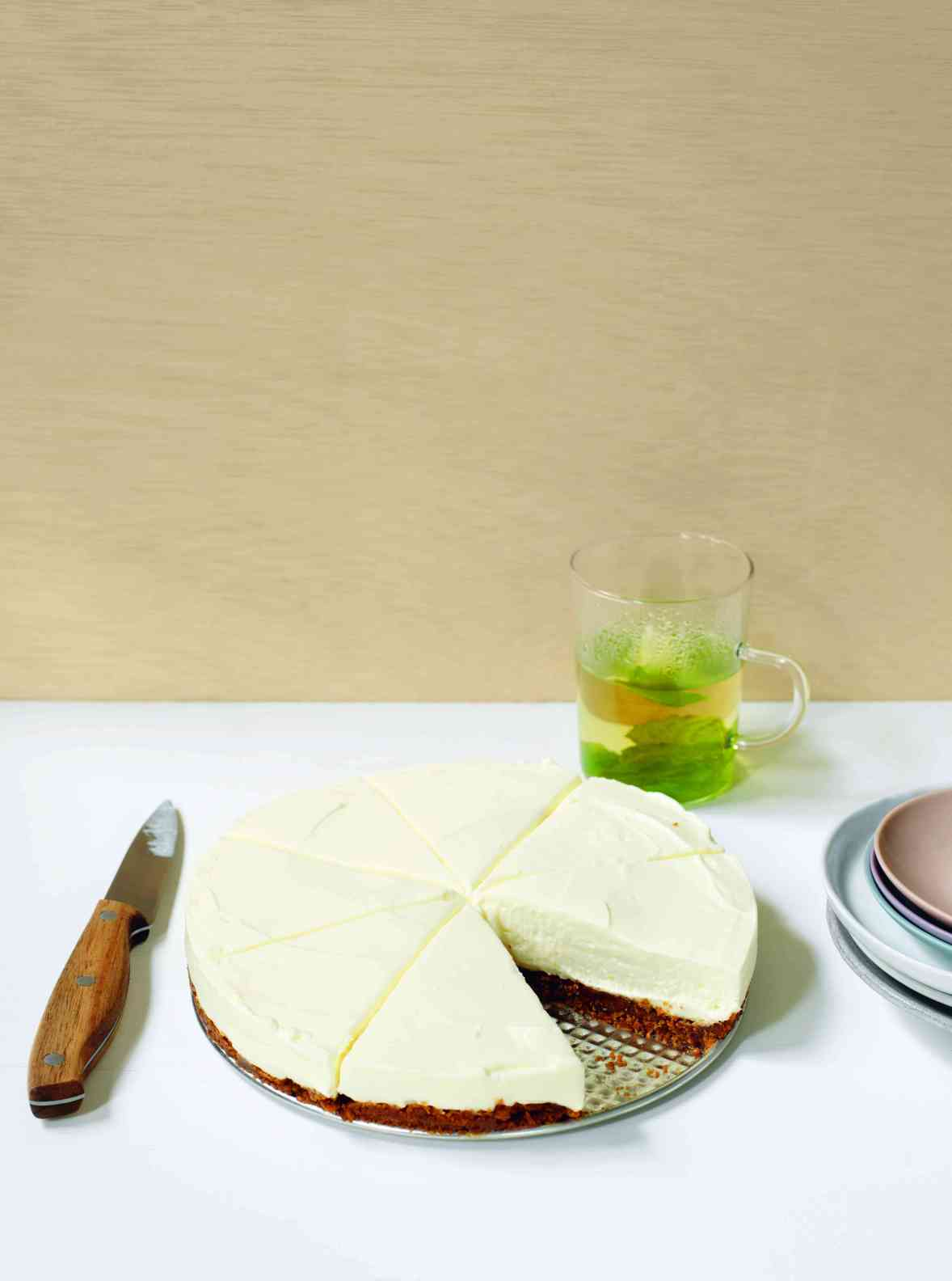 Cheesecake, Fotografie © Deirdre Rooney, AT Verlag / www.at-verlag.ch