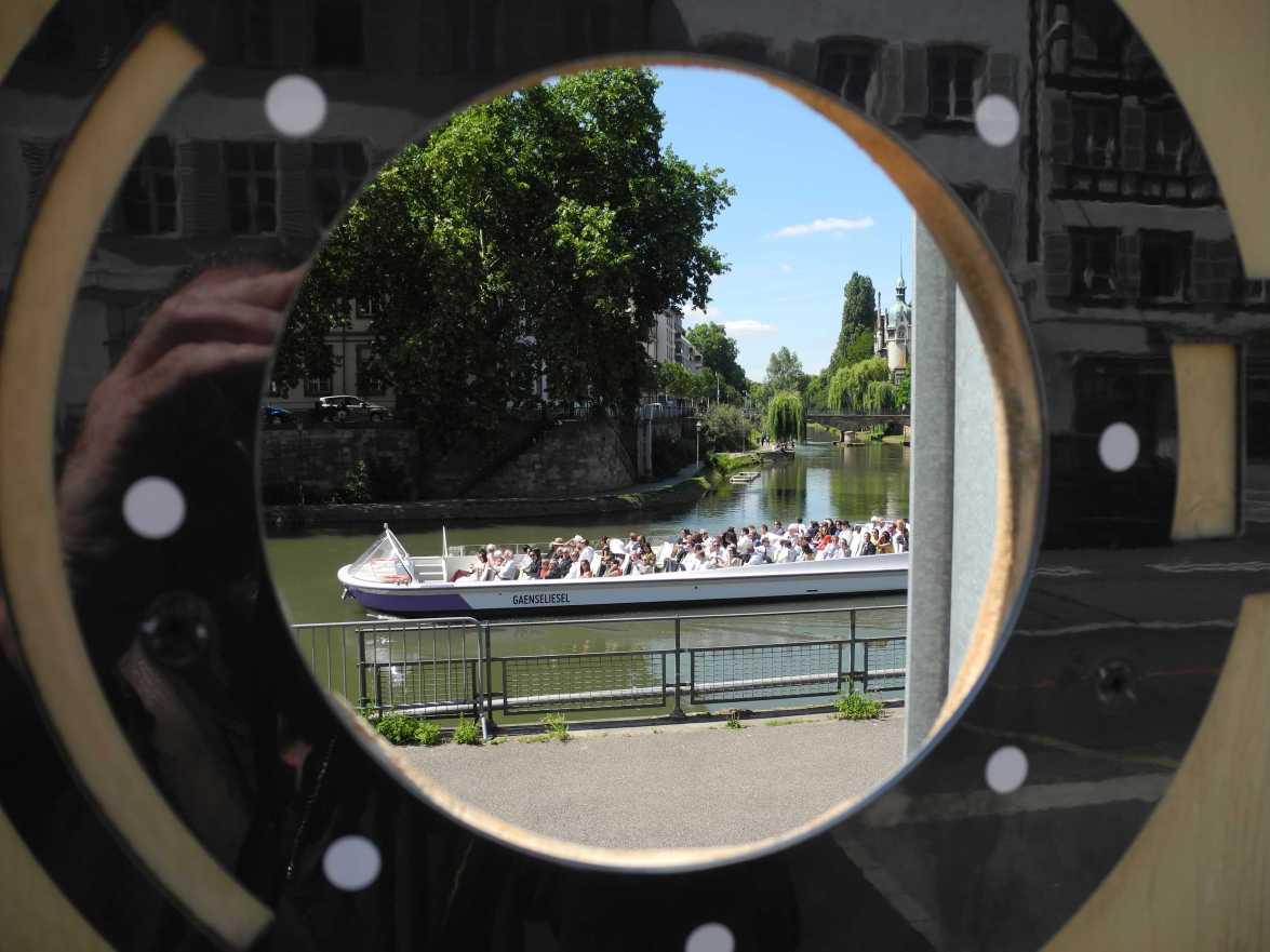 Boot fahren wie hier in Straßburg ist auch schön im Sommer, aber es gibt noch mehr ...