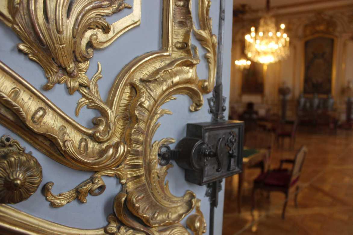 Willkommen im Schloss ... (Palais Rohan)