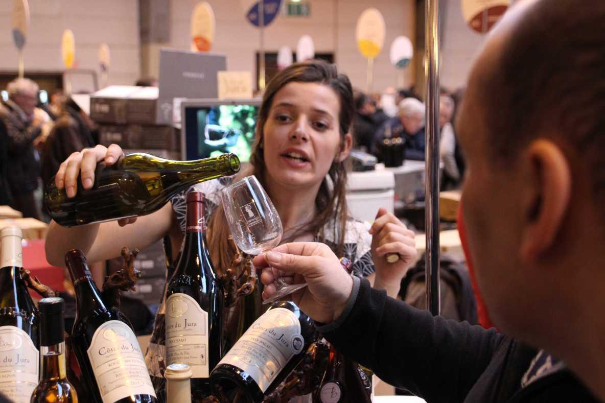 Voulez goûter ? Aus dem Stand eine Weinprobe ... Unkomplizierter geht's ncht